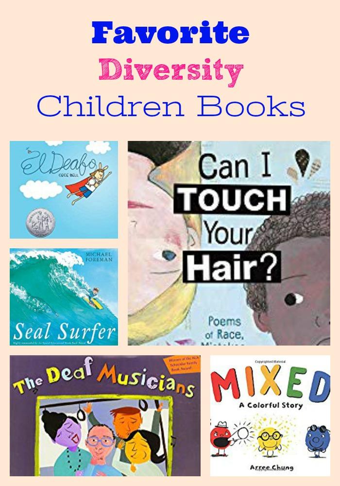 Favorite Diversity Children Books