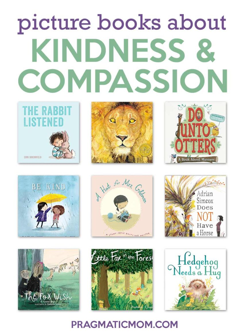 Picture Books about Kindness and Compassion
