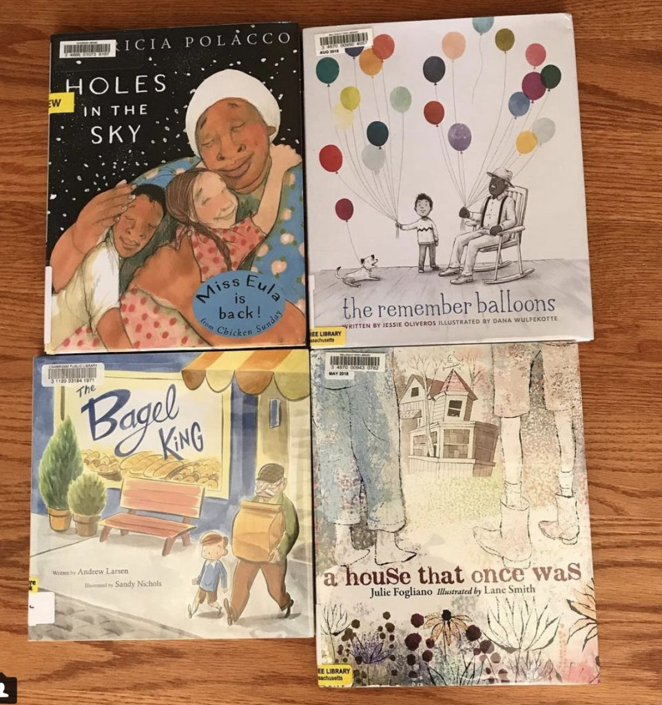 Cybils 2018 Picture Book Long List 3