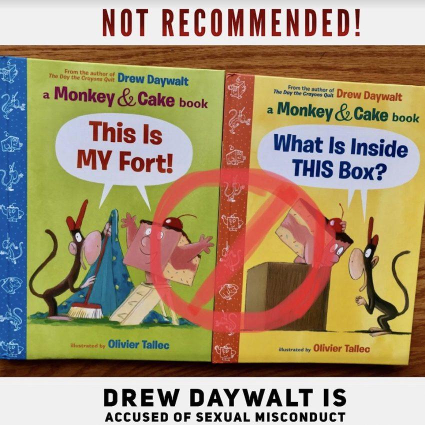 Drew Daywalt #MeToo Sexual Harassment
