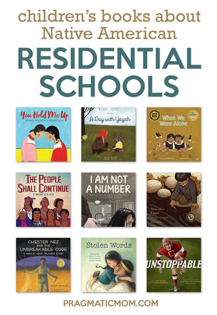 Native American Residential Schools