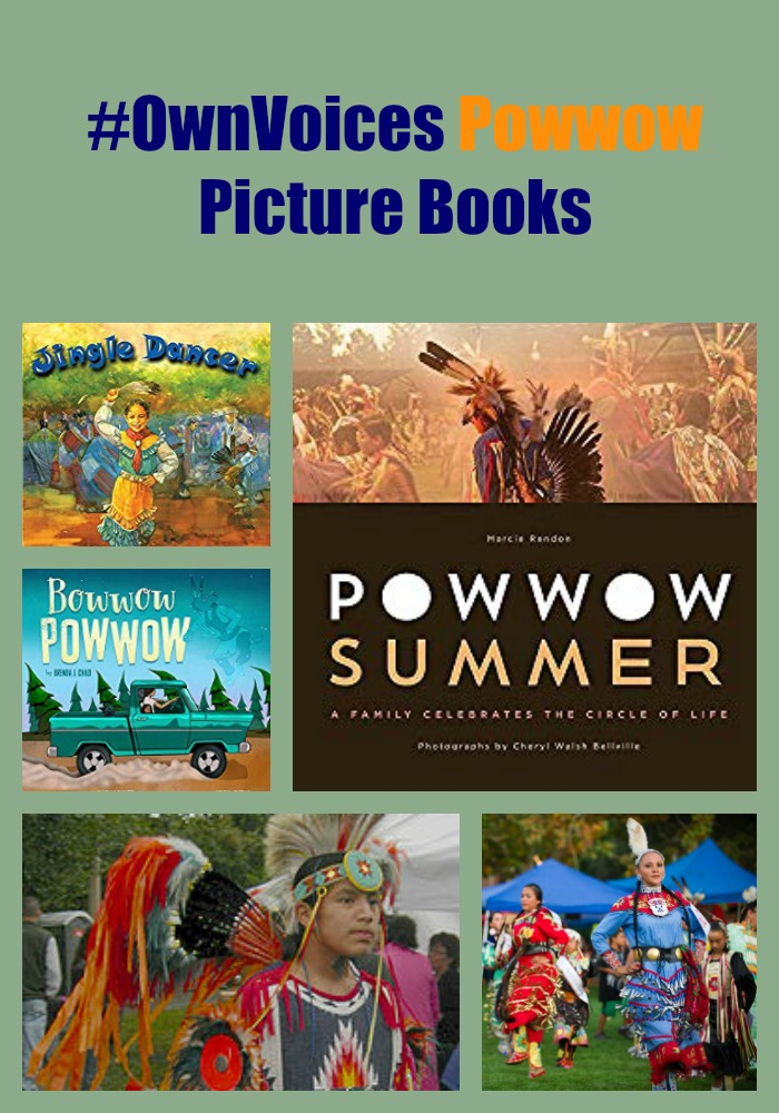 #OwnVoices Powwow Picture Books