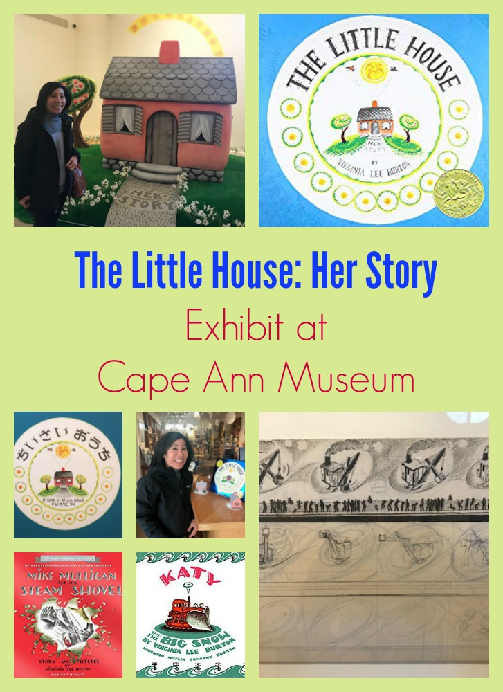 The Little House: Her Story Exhibit at Cape Ann Museum