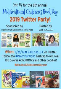 #ReadYourWorld Twitter Party