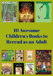 10 Awesome Children's Books to Reread as an Adult