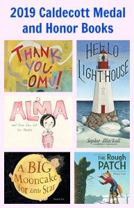 2019 Caldecott Medal and Honor Books