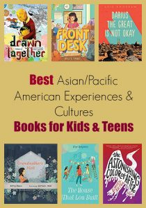 Best Asian American Books for Kids