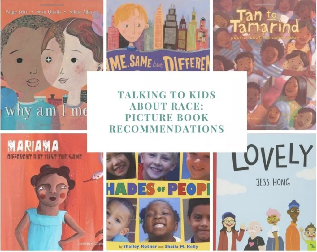 Here Wee Read Talking About Race Picture Book Recommendations