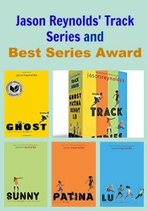 Jason Reynolds' Track Series and Best Series Award