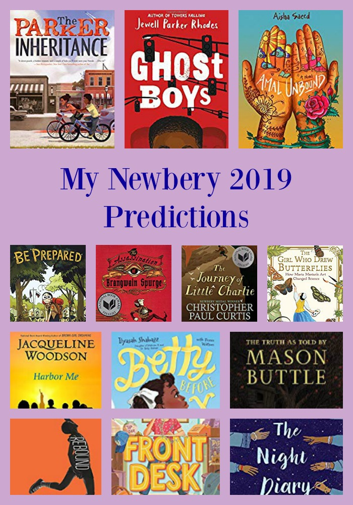 My Newbery 2019 Predictions