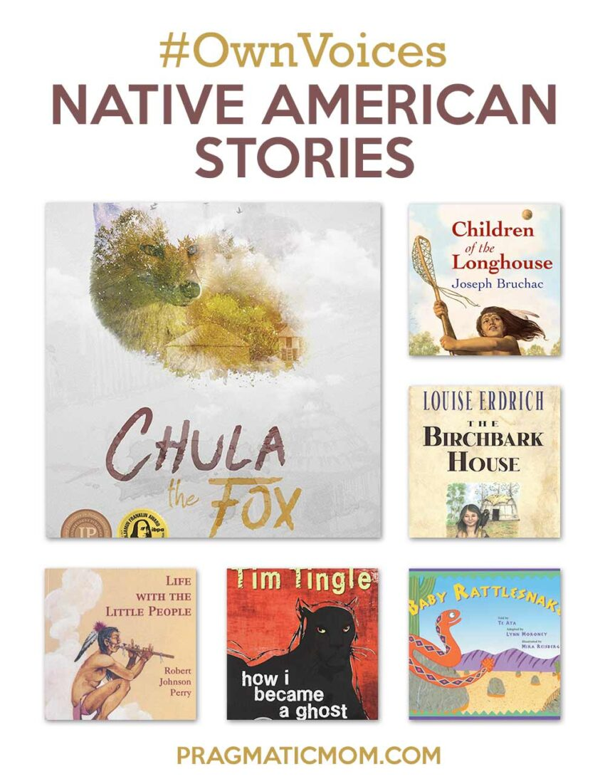 #OwnVoices Native American Stories