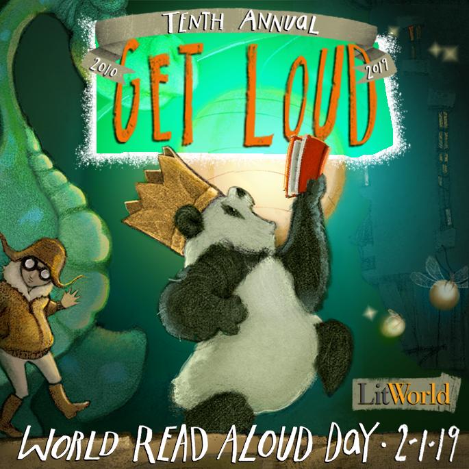 World Read Aloud Day 2019