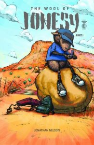 The Wool of Jonesy by Jonathan Nelson