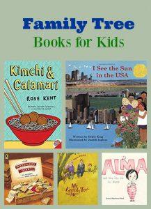 Family Tree Books for Kids