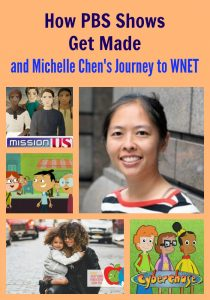 How PBS Shows Get Made and Michelle Chen's Journey to WNET