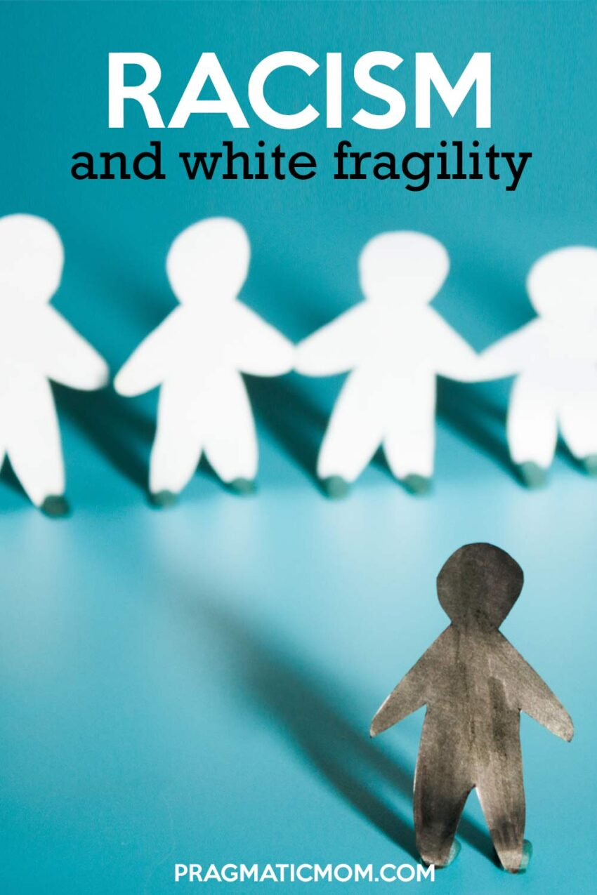 Racism and White Fragility