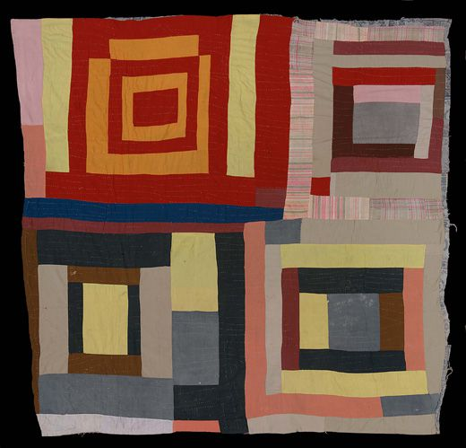 Gee's Bend Quilt Exhibit at The Smithsonian