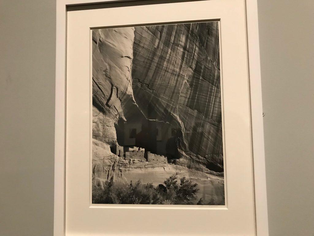 Ansel Adams Abandoned Pueblos
