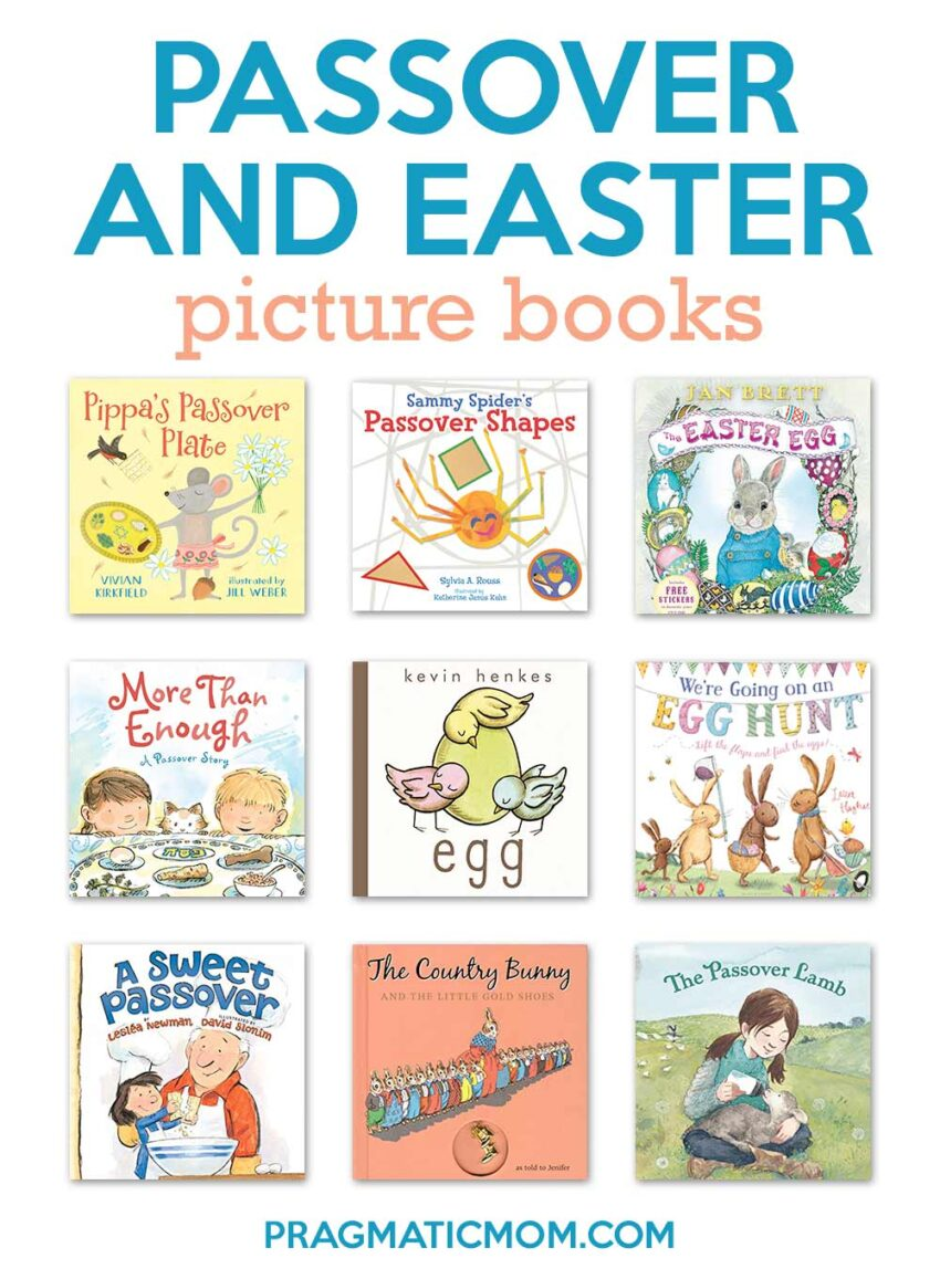Passover and Easter Picture Books