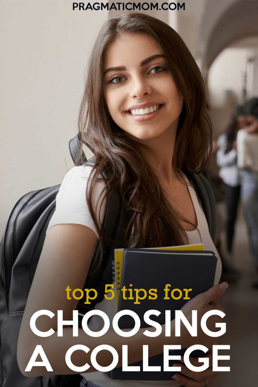 Top 5 Tips to Choose a College