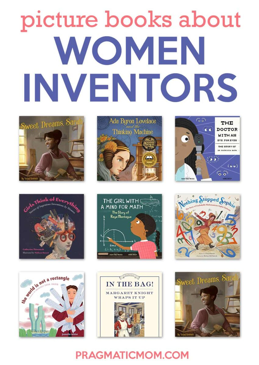 Picture Books about Women Inventors