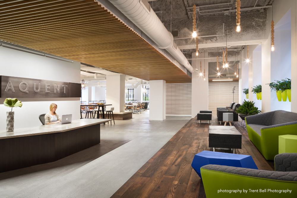 Aquent Boston Office
