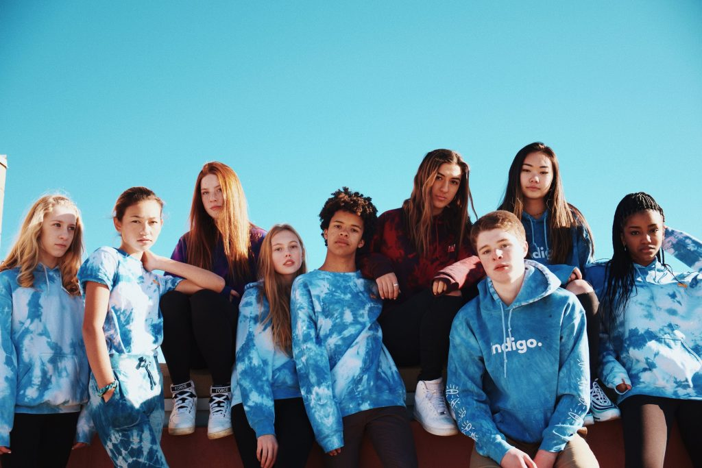 Indigo Clothing Company teen girls entrepreneurs