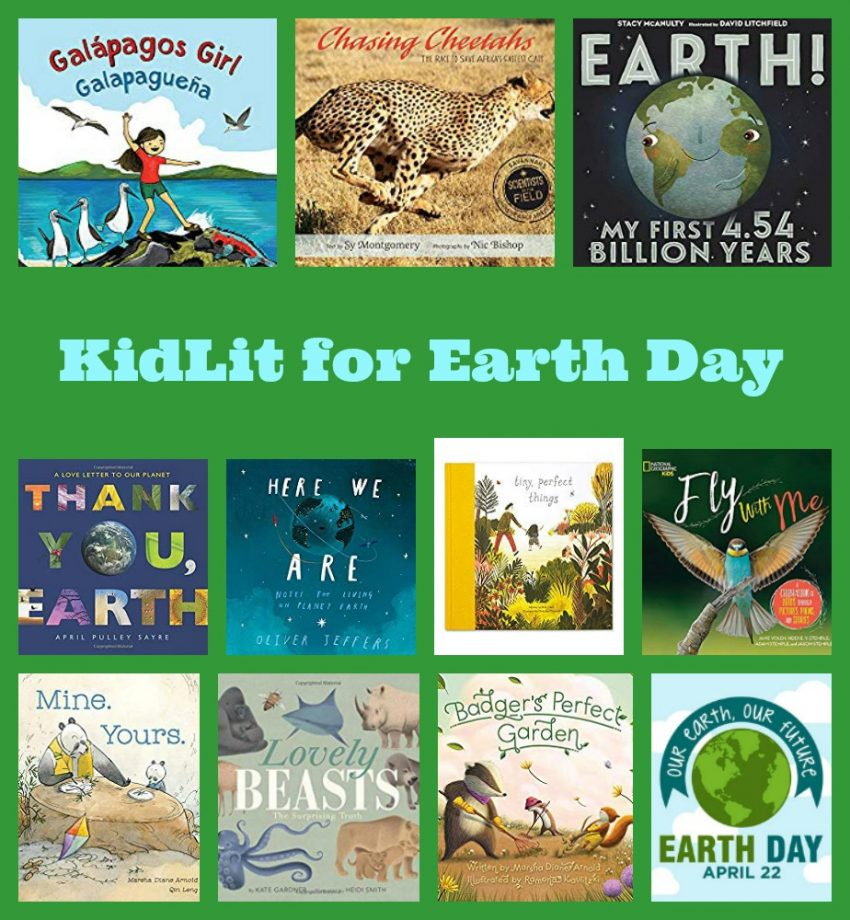 KidLit for Earth Day