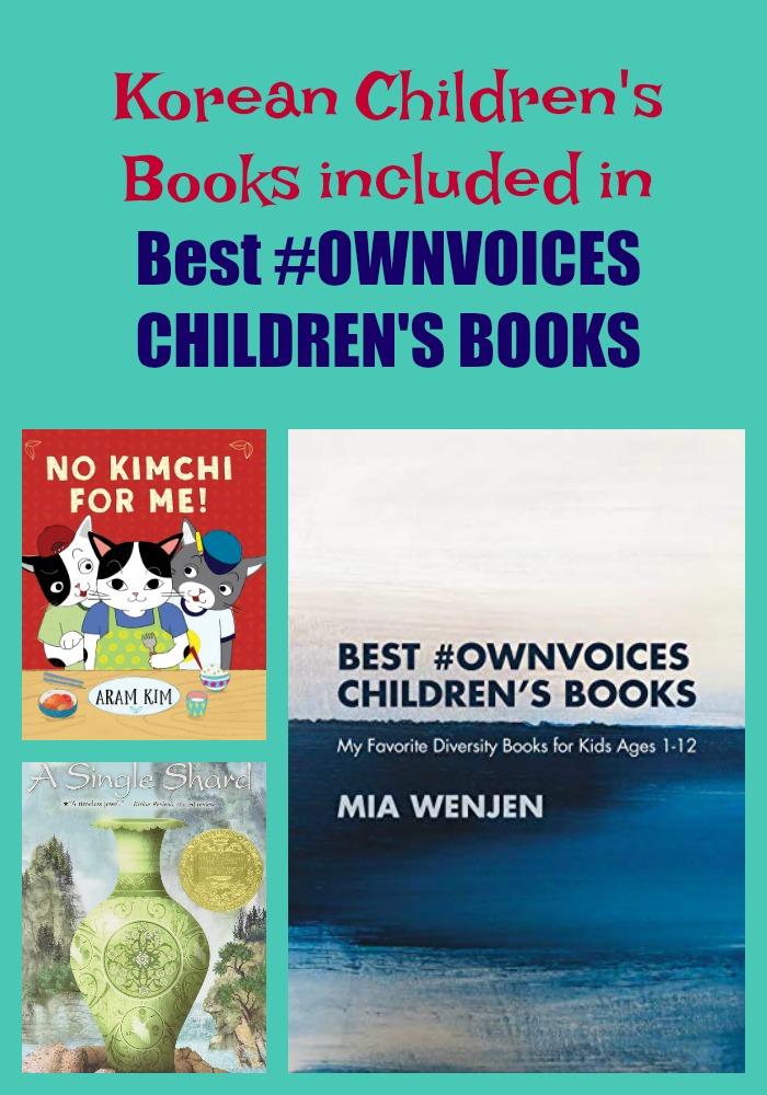 Korean Children's Books #OwnVoices