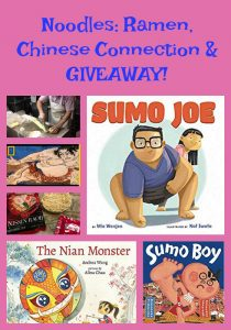 Noodles: Ramen, Chinese Connection & GIVEAWAY!