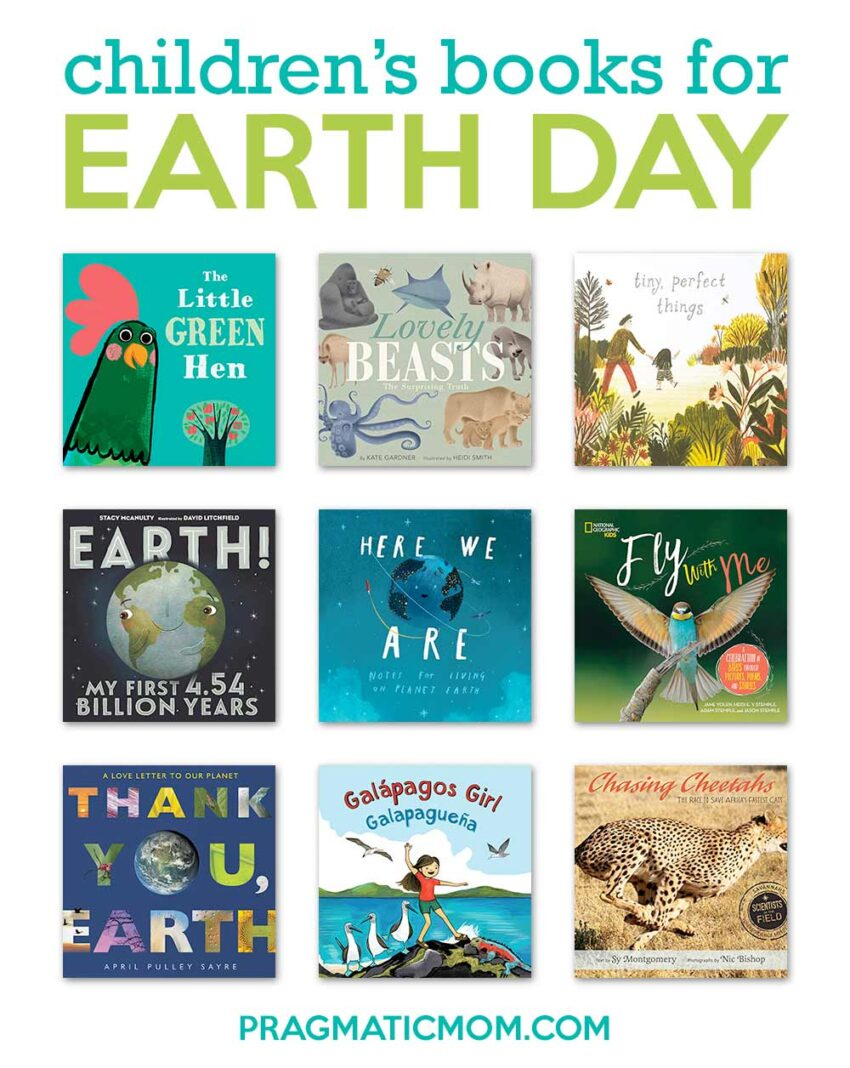 children's books for Earth Day
