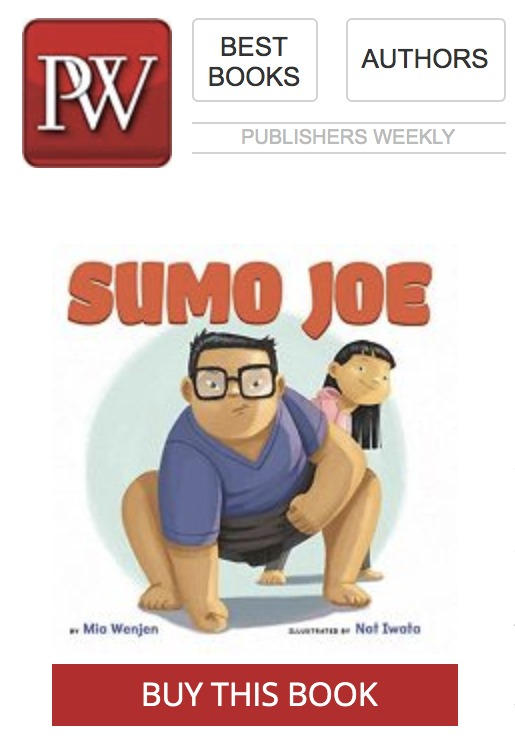 Publishers Weekly Sumo Joe