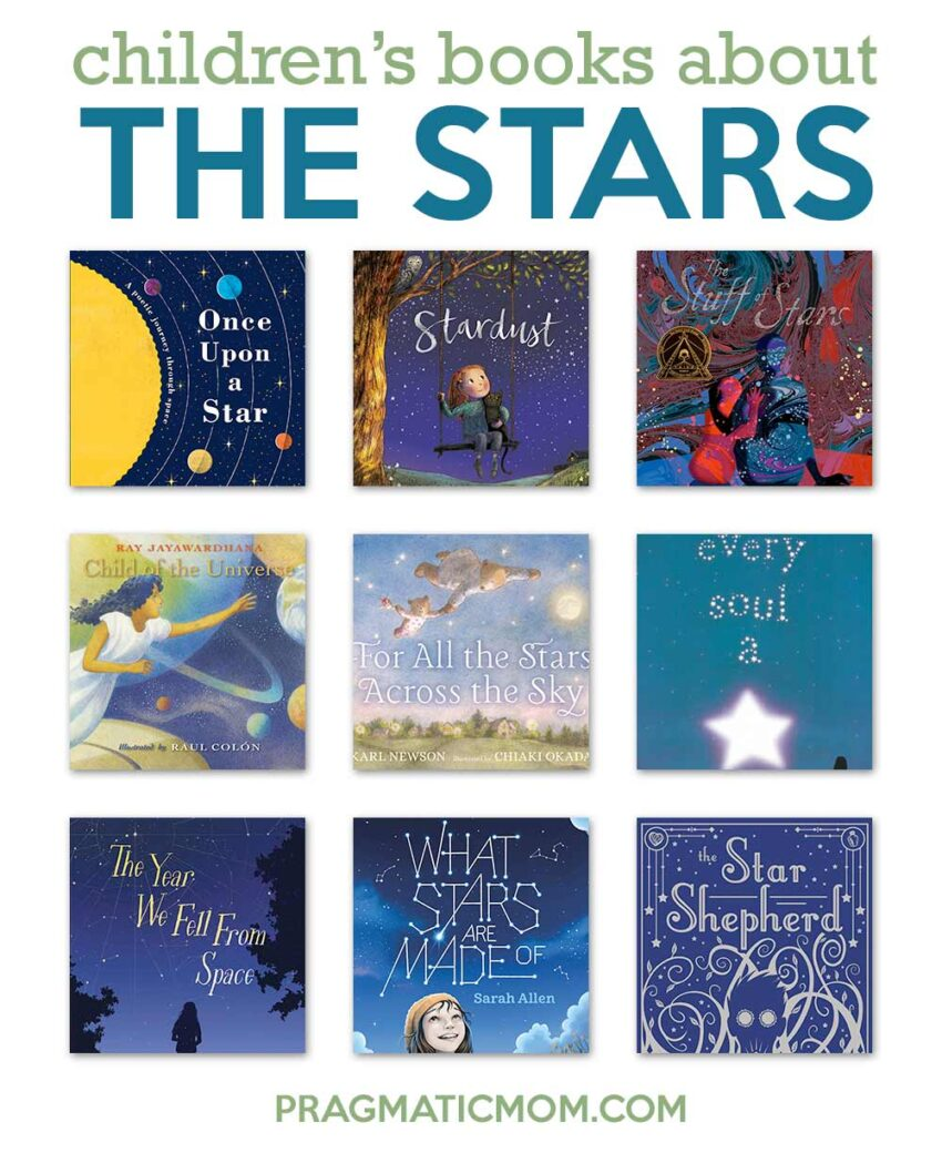 Children's Books about the Stars
