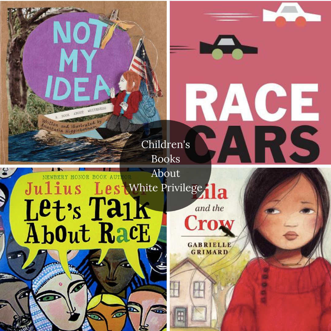 Children's Books About White Privilege Instagram
