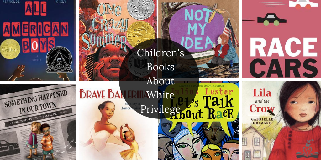 Children's Books About White Privilege Twitter