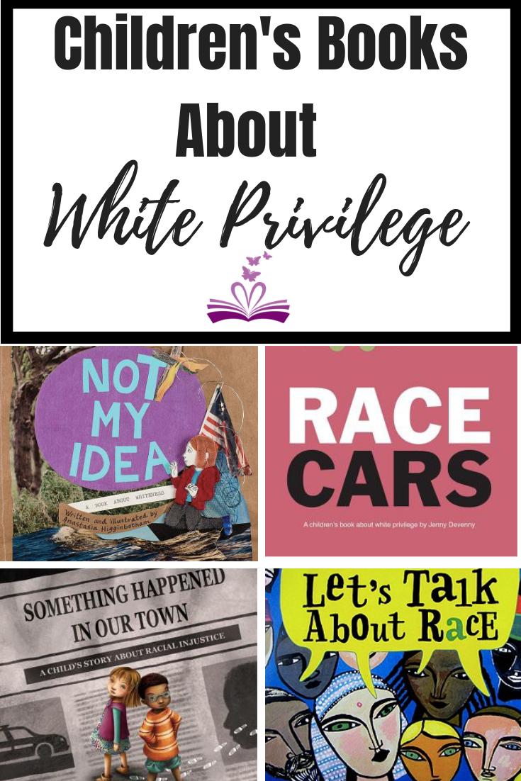 Children's Books About White Privilege