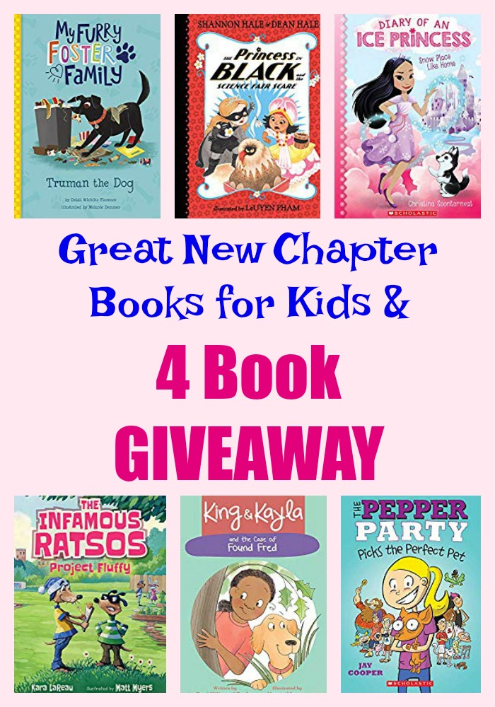 Kids book giveaway