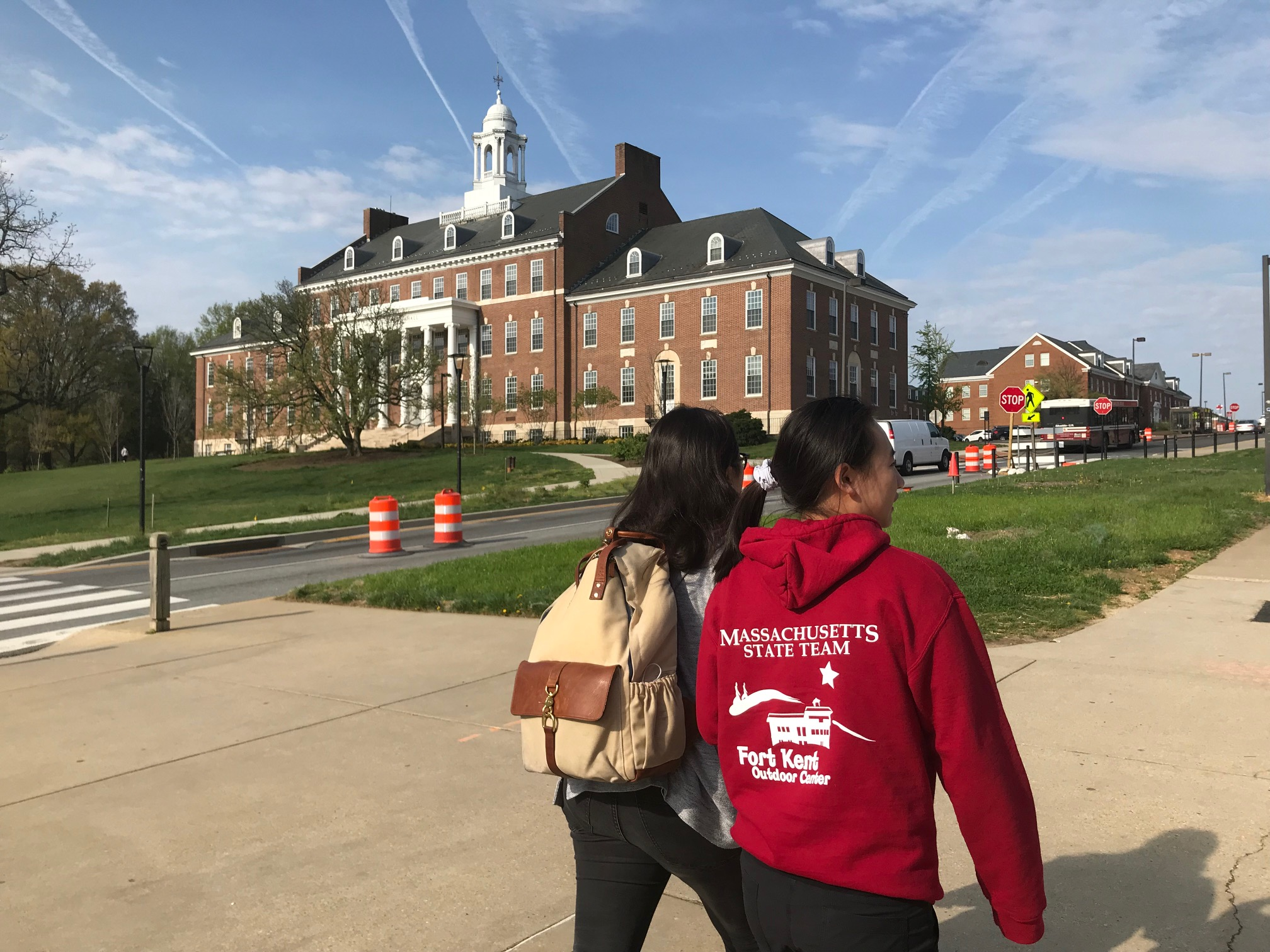 Visiting The University of Maryland College Park campus visit
