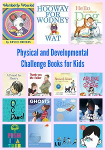 Physical and Developmental Challenge Books for Kids
