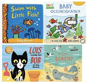 4 Beach Board Book GIVEAWAY!