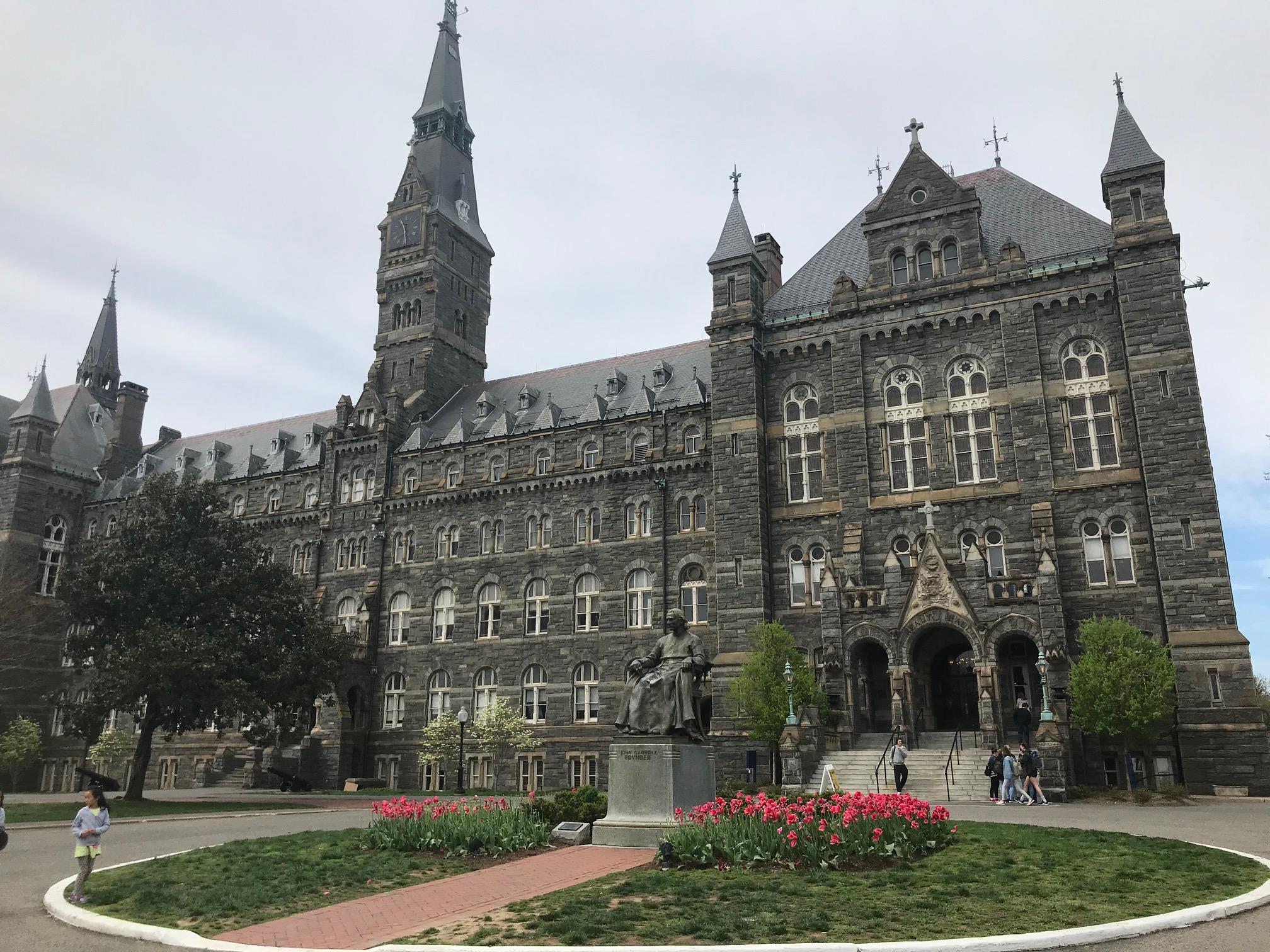 Academic Calendar Georgetown.Visiting Georgetown University Pragmaticmom