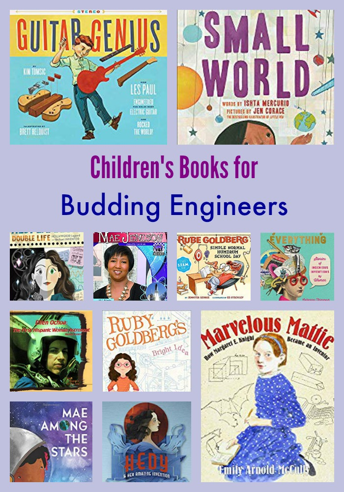 Children's Books for Budding Engineers