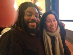 Jason Reynolds at Lesley University