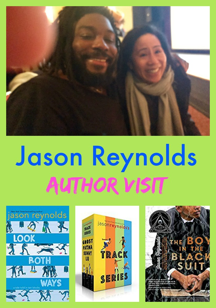 Jason Reynolds Author Visit