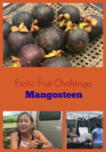 Exotic Fruit Challenge: Mangosteen