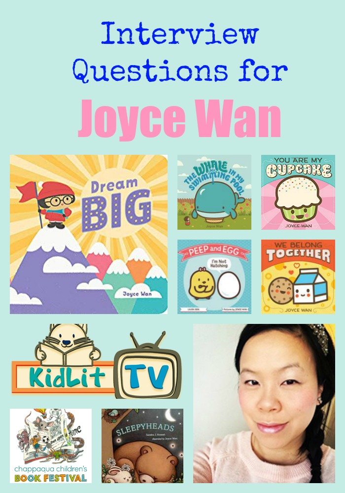 Interview Questions for Joyce Wan