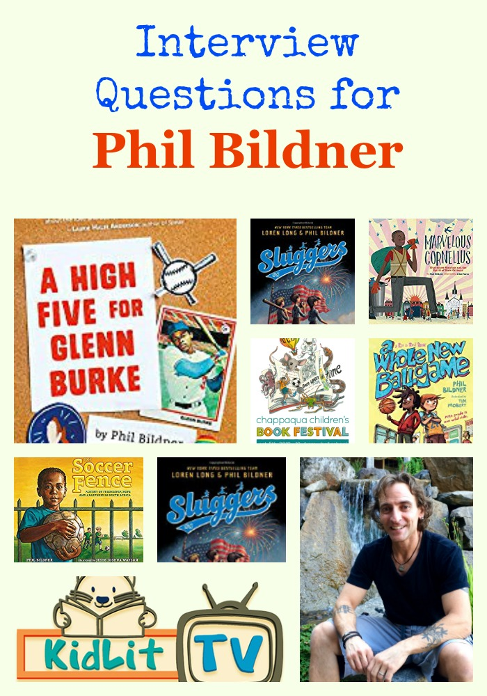 Interview Questions for Phil Bildner