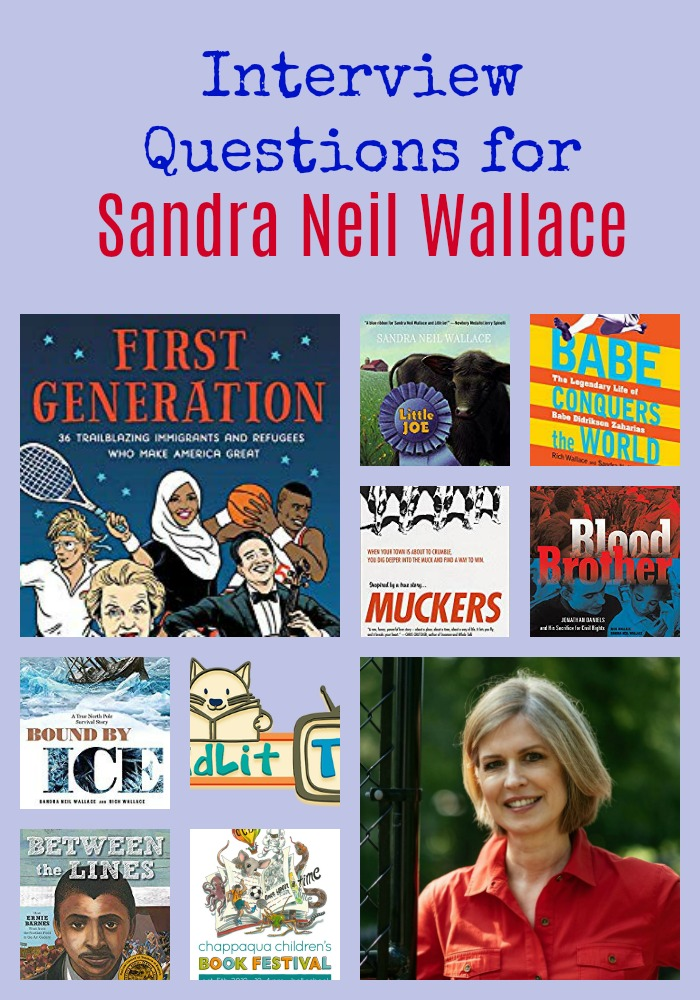 Interview Questions for Sandra Neil Wallace