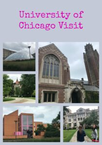 University of Chicago Visit