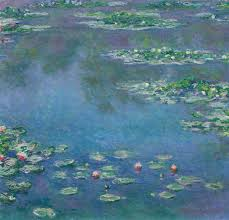 Monet Waterlily paintings